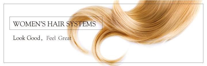 Damen Haarsystem