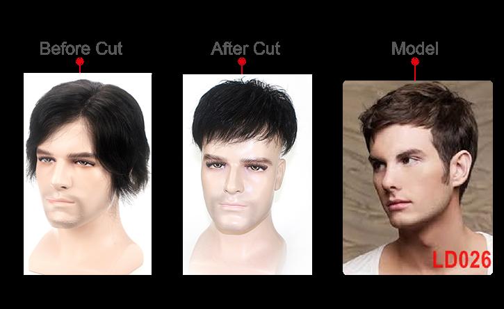 hair cut in style