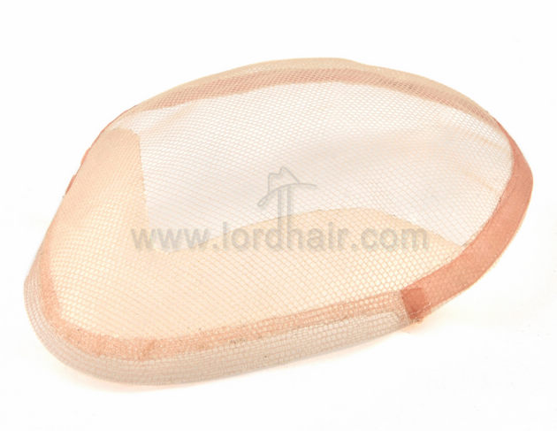 french lace front hair replacement system